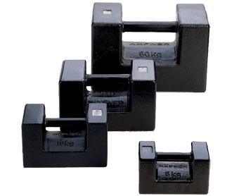 image of a block weight